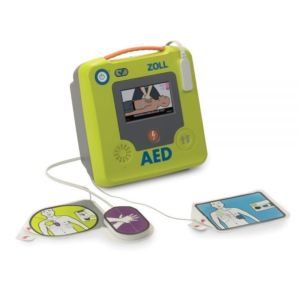 ZOLL AED-3 (halbautomat)